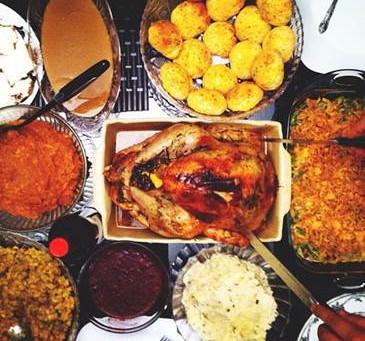 Hunger on Thanksgiving