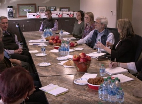 Ag Dept. Hosts Roundtable to Boost PASS Program Connecting Hungry Families with Farmers' Excess Food