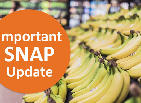 Online Grocery Purchasing for SNAP Recipients Now Available, Retailers Encouraged to Join Program