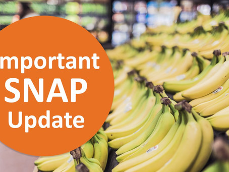 DHS Provides Update On Latest Medicaid, SNAP Enrollment Data, Info On New SNAP Income Limits
