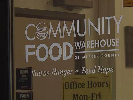 Hunger-Free Pennsylvania raising awareness of Mercer County food bank for seniors