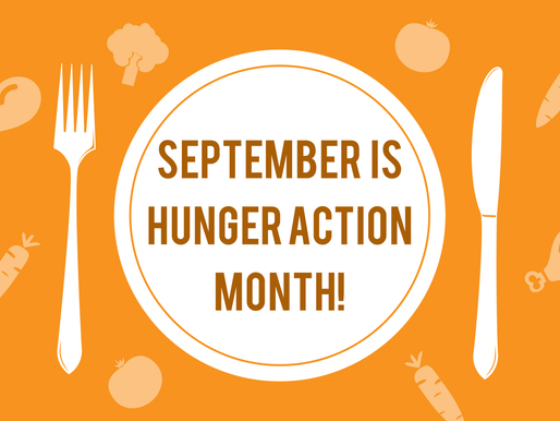 September is Hunger Action Month – Here Are 30 Ways You Can Help