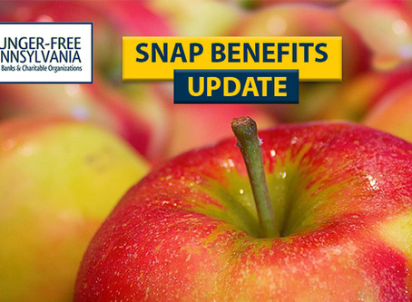 Wolf Administration Urges USDA to Maintain Flexibility for States Administering SNAP Benefits