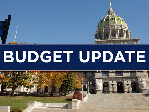 State Budget Plans Progress