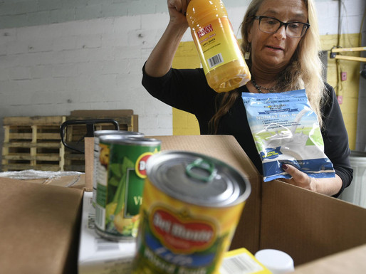 Anti-hunger initiative focuses on supplementing senior citizens' diets with food packages