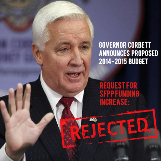 Governor's Budget Proposal Rejects Funding Increase Request