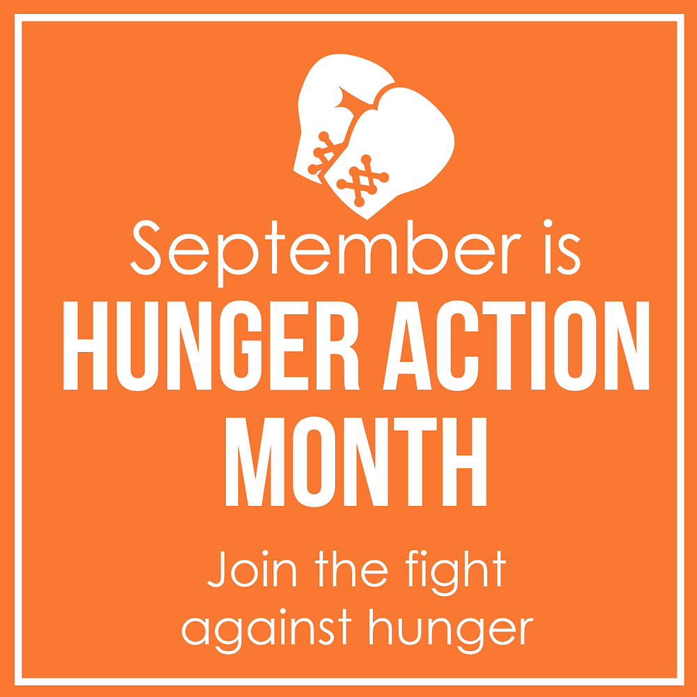 Hunger Action Month 2015