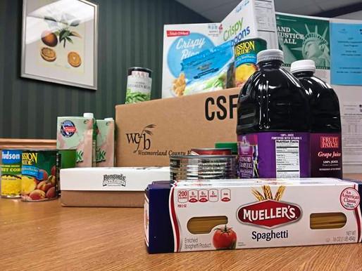 Tribune-Review: Westmoreland food bank seeks to expand 'senior food box' program