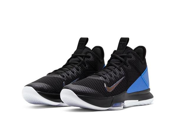Nike LeBron Witness 4 'Black/Cobalt'