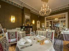 Notre restaurant - un cadre exceptionnel