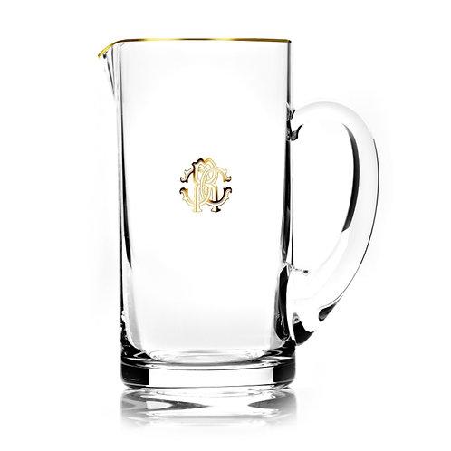 MONOGRAMMA 經典杯金色 果汁壺