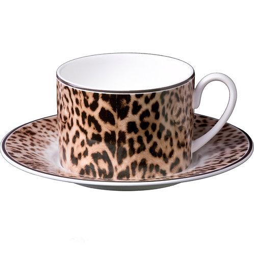 JAGUAR 美洲虎 茶杯盤