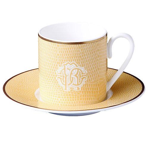 LIZZARD GOLD 蜥蜴金濃縮咖啡杯組