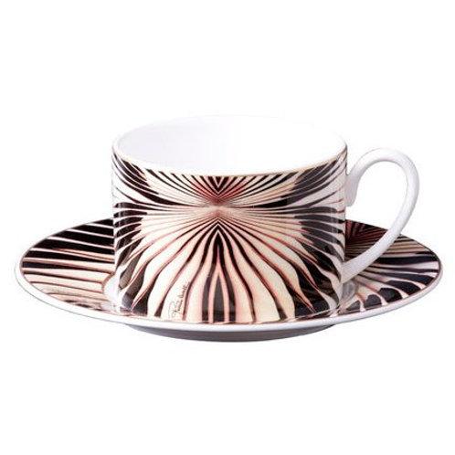 TIGRESS 母老虎 茶杯盤