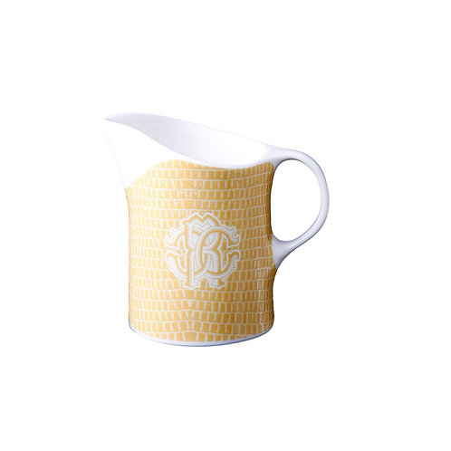 LIZZARD GOLD 蜥蜴金 牛奶罐