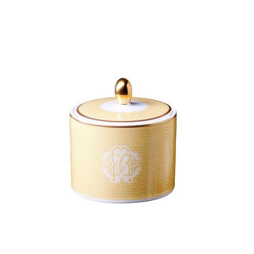 LIZZARD GOLD 蜥蜴金 糖罐