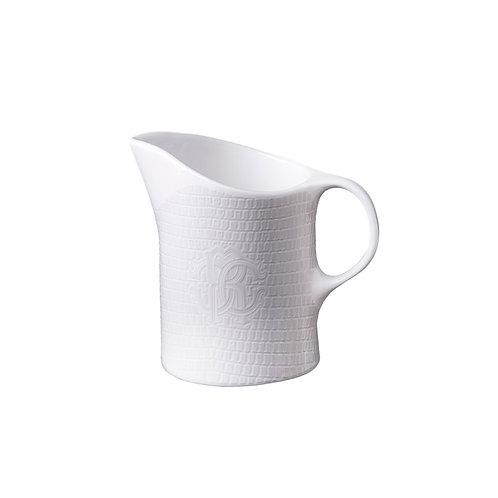 LIZZARD PLATIN 蜥蜴銀 牛奶罐 -