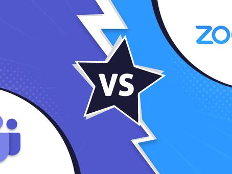 Teams vs. Zoom