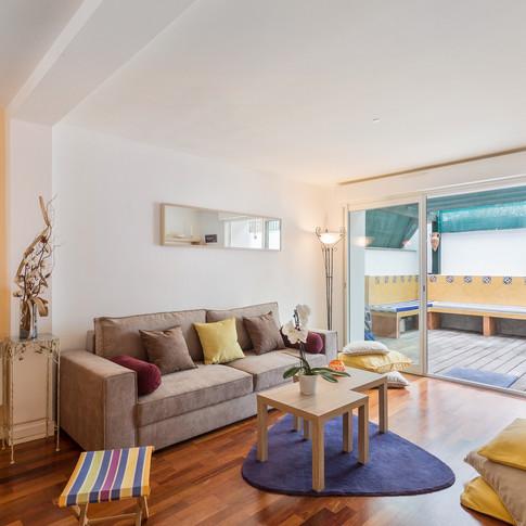 Beaurivage Biarritz, appart & terrasse