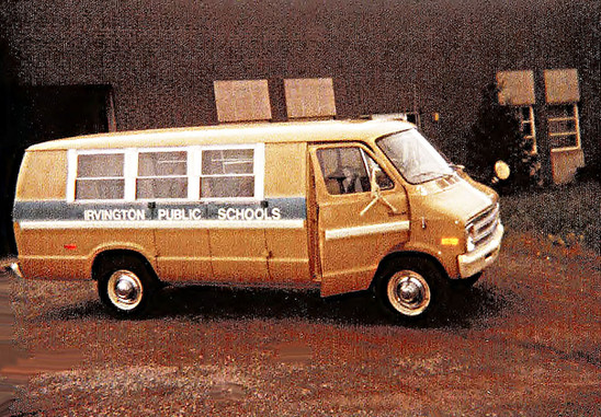 Our First Van