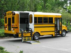 Wheelchair Bus