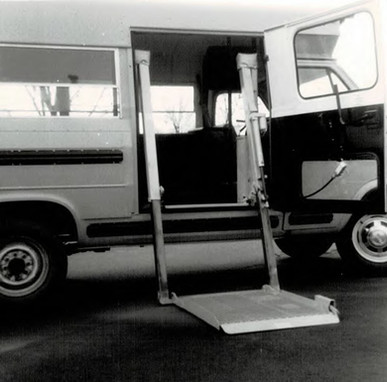 Raised Roof and Wheelchair Lift