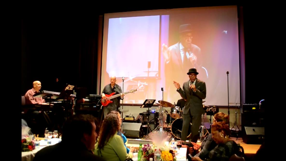 Billy Paul at Naava's VB's Benefit