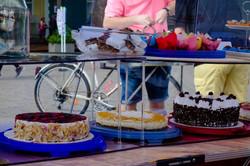 Kuchen- und Torten Buffett