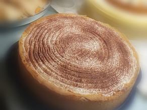 Apfel-Wein Torte vegan