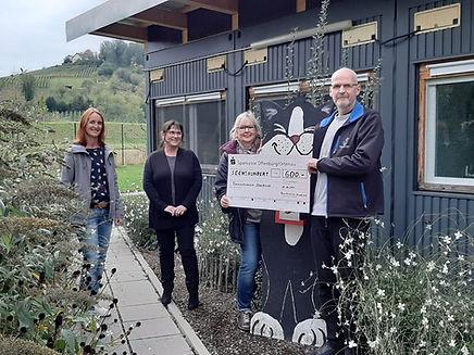 Spendenübergabe_Katzenstation_Oberkirch