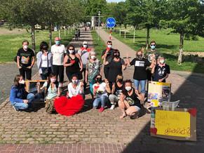 09.05.2021 Alle Müttertag in Freiburg mit befreundeten Tierschützer*innen