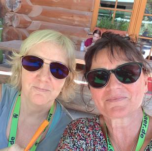 Rangerdienst Edith und Corina