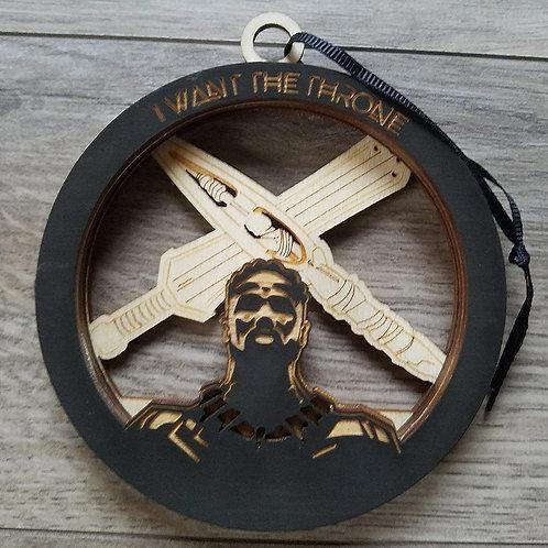 Killmonger - Forever Keepsake Ornament