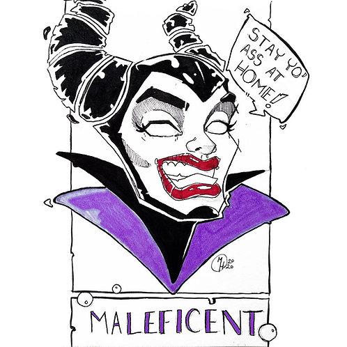 Maleficent - Fan Art