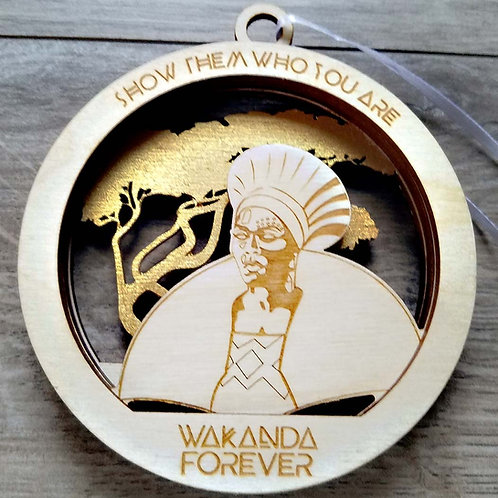 Queen Mother Ramonda- Forever Keepsake Ornament