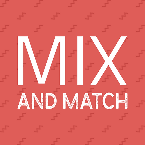 Mix and Match Prints