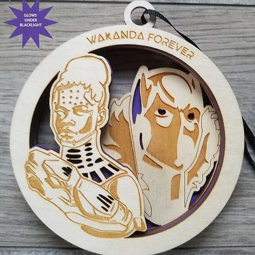 Shuri- Forever Keepsake Ornament