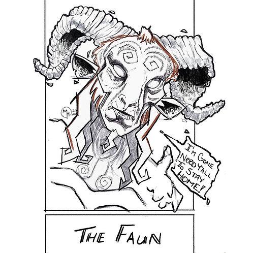 The Faun - Fan Art