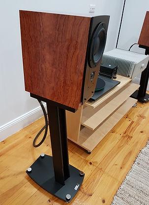 custom racks, audio racks, hifi furniture, audio furniture, hand made audio furniture, custom made furniture.