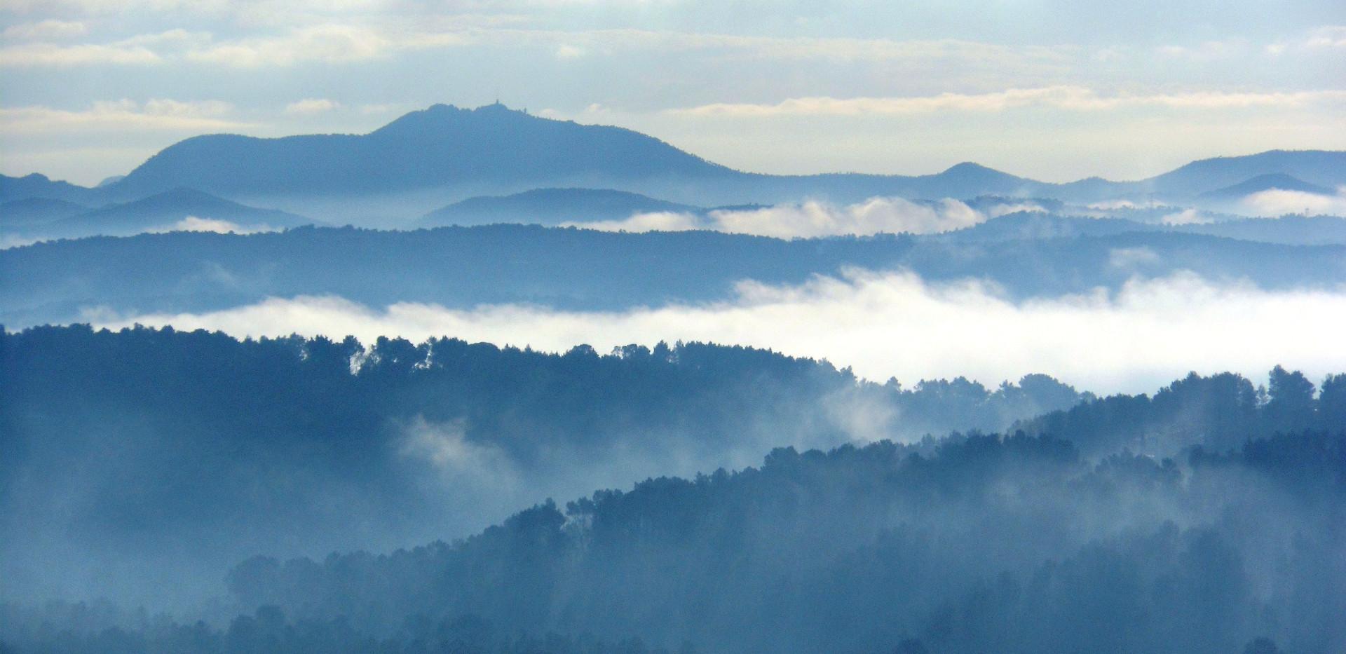 Misty Mountains.