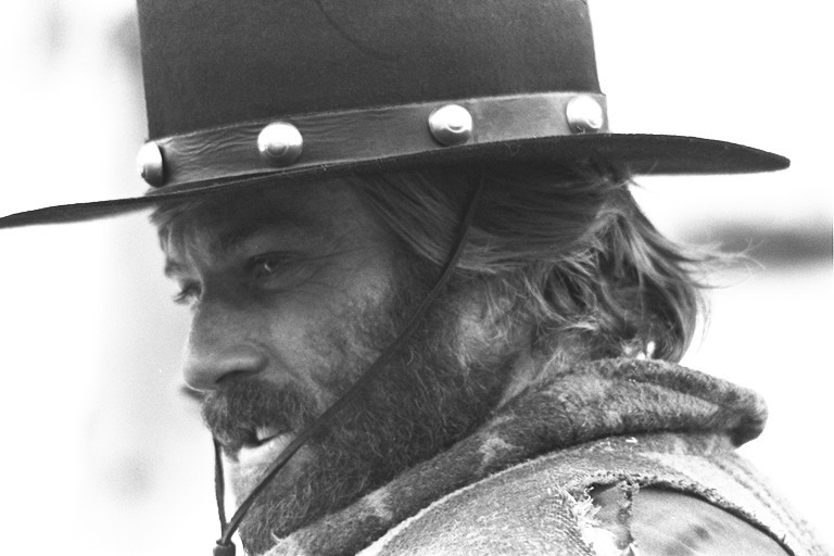 Early work with Redford and Sundance