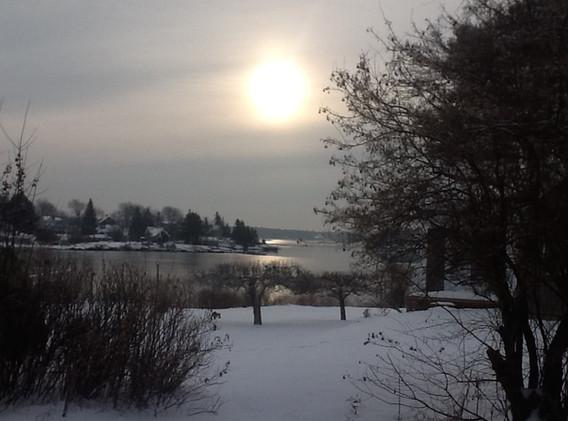 Round Pond, Maine.