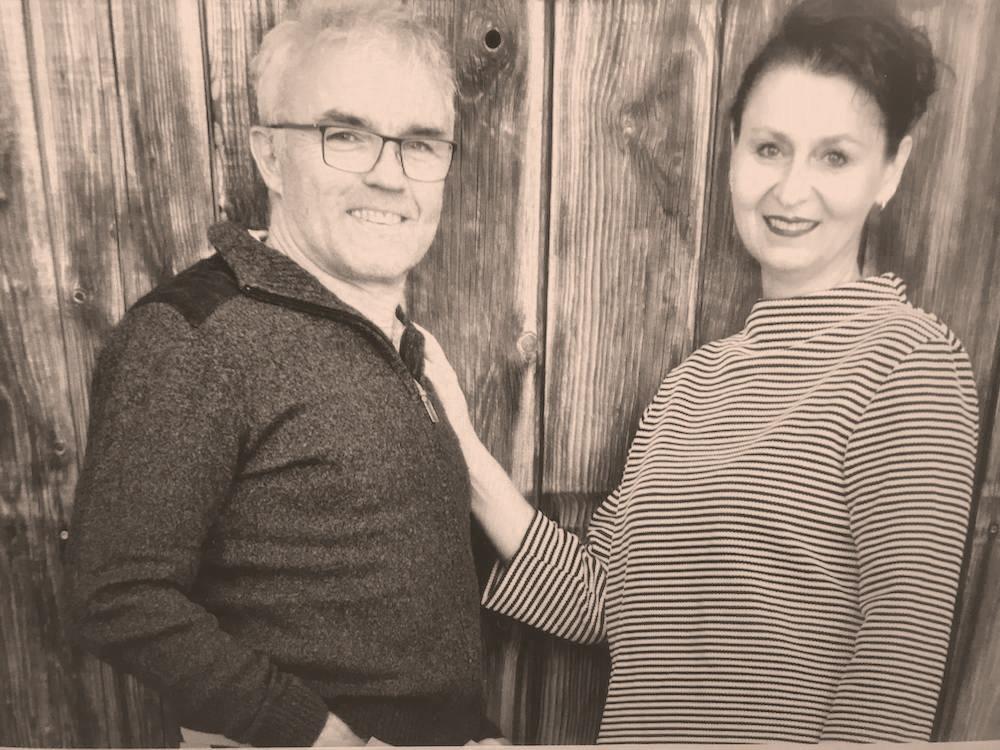 Portrait Silvia und Christian Hermann