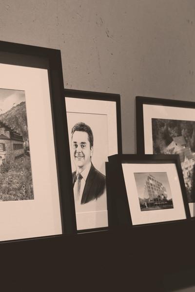 Bildergalerie der Weinhandlung und Vinothek