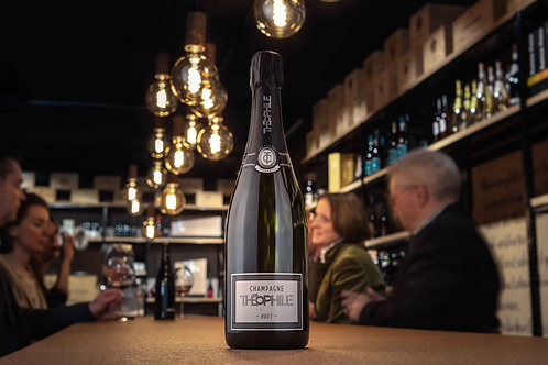 Théophile Louis Roederer Champagner Reims Champagne