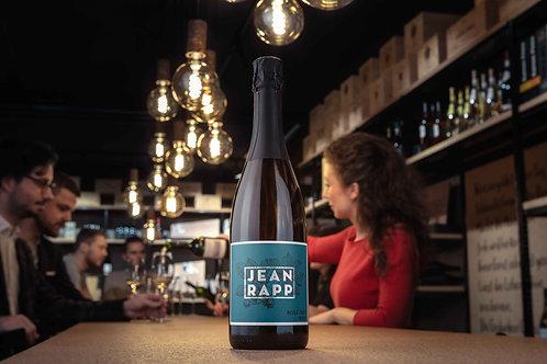 Pinot Rosé Sekt Weingut Jean Rapp Pfalz Frank Kayser Bio Wein