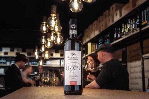 Chianti Classico Riserva Panzanello Wein