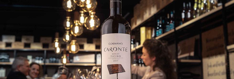Caronte 2017 Merlot del Ticino Cormano Vini Tessin