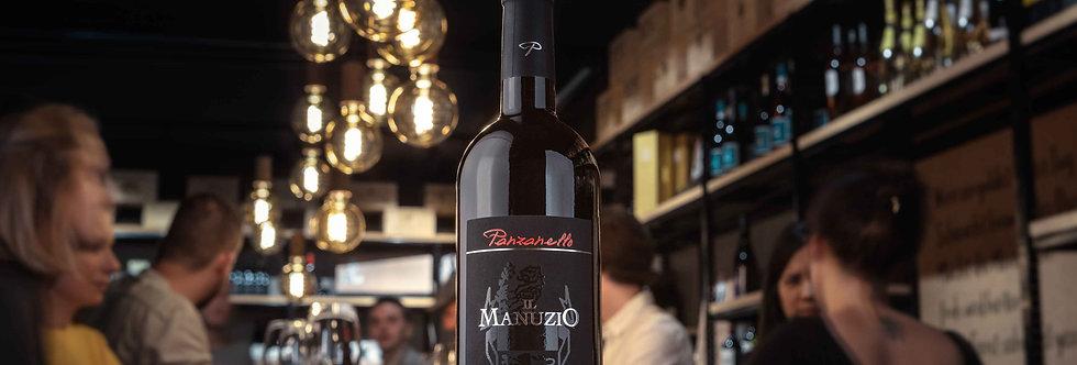 Manuzio Panzanello Toskana