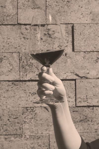 Rotweine in der Weinhandlung und Vinothek in Luzern